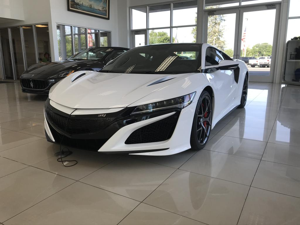 Pre-Owned 2019 Acura NSX Base