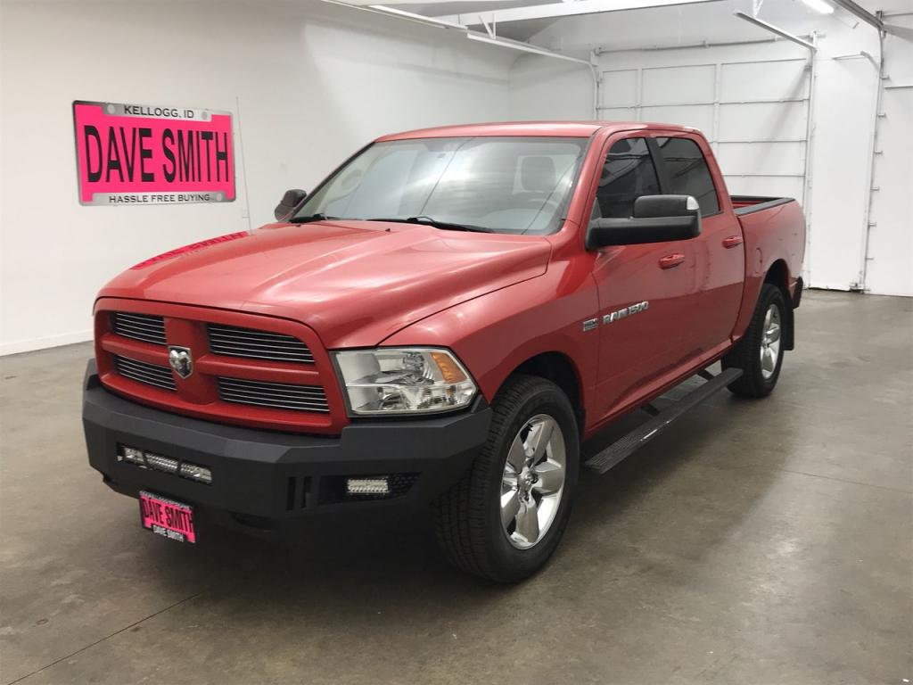 Pre-Owned 2012 Ram 1500 Sport Crew Cab Short Box