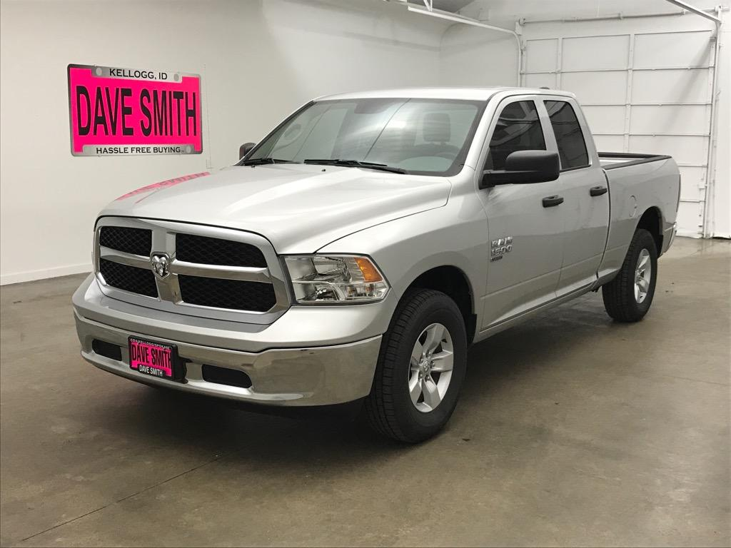 Pre-Owned 2019 Ram 1500 Tradesman Classic Quad Cab Short Box