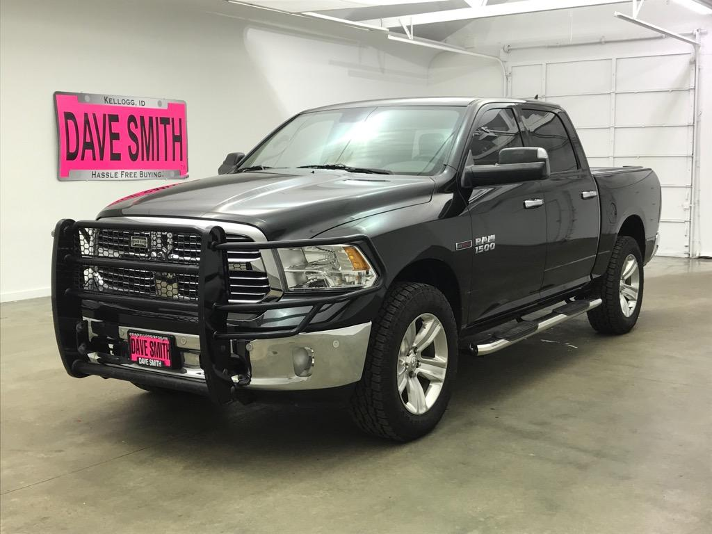 Pre-Owned 2016 Ram 1500 Big Horn Crew Cab Short Box