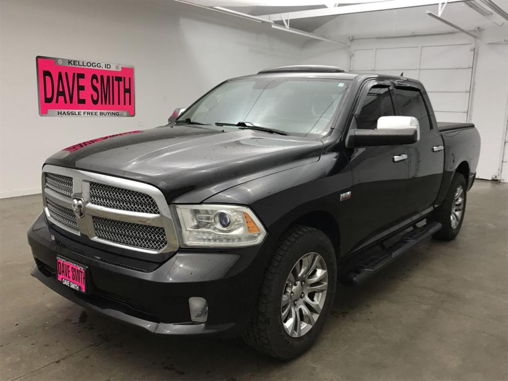 Pre-Owned 2014 Ram 1500 Limited Crew Cab Short Box