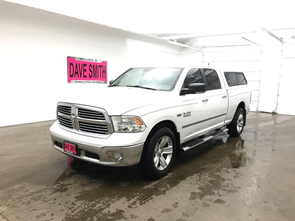 Pre-Owned 2014 Ram 1500 Big Horn Crew Cab Short Box