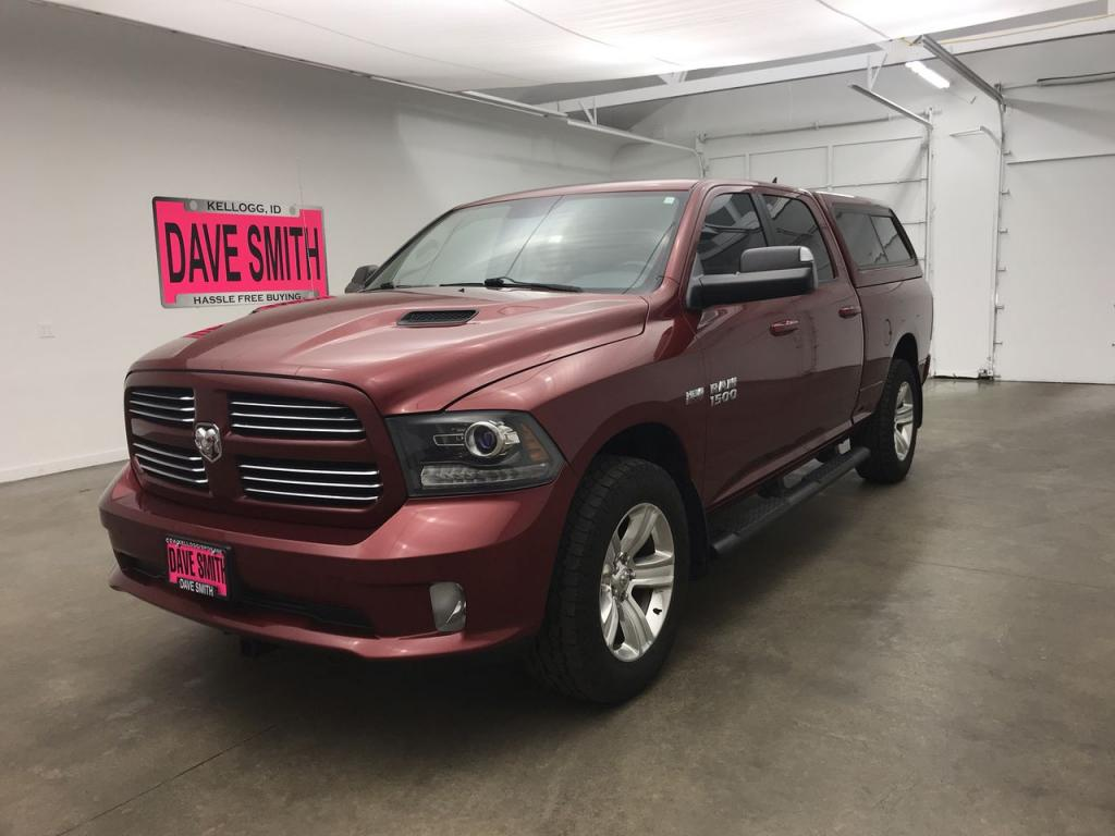 Pre-Owned 2014 Ram 1500 Sport Crew Cab Short Box