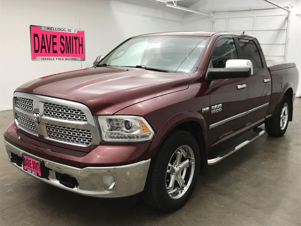 Certified Pre-Owned 2016 Ram 1500 Laramie Crew Cab Short Box