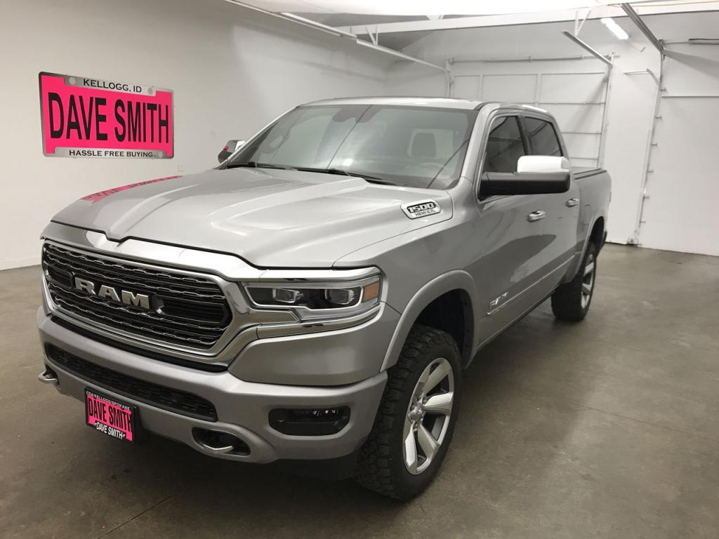 Certified Pre Owned 2019 Ram 1500 Limited Crew Cab Short Box Truck