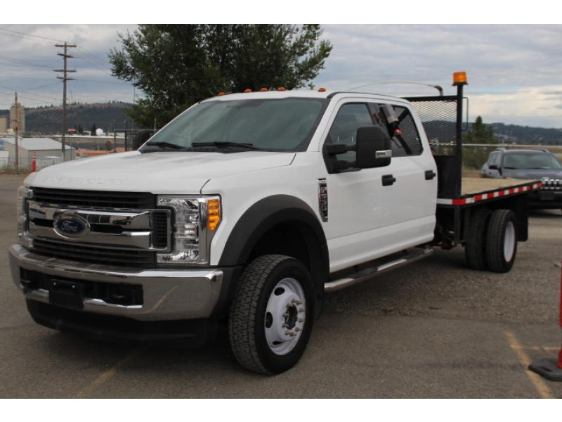 Pre-Owned 2017 Ford F-550 F Series Super Duty XLT