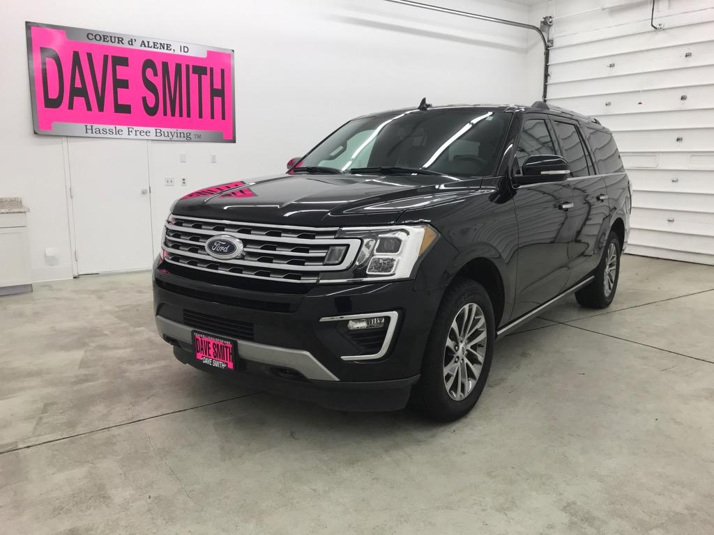 2018 Ford Expedition MAX >> 2018 Ford Expedition Max