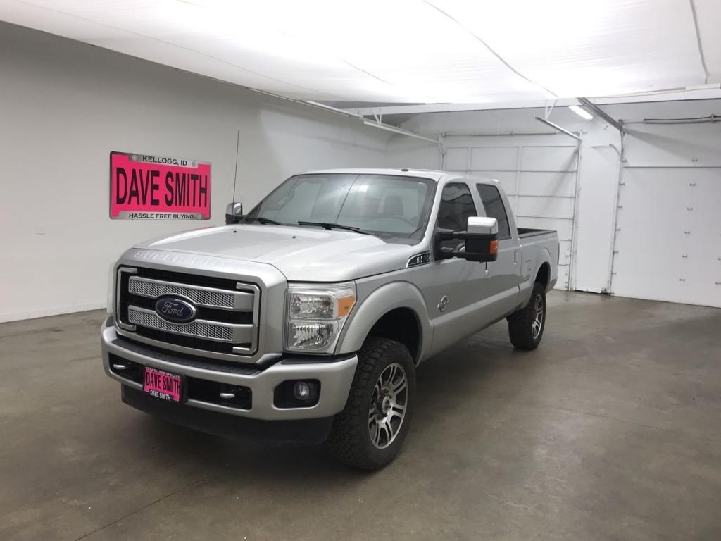 Pre-Owned 2016 Ford F-350 Super Duty Crew Cab Short Box