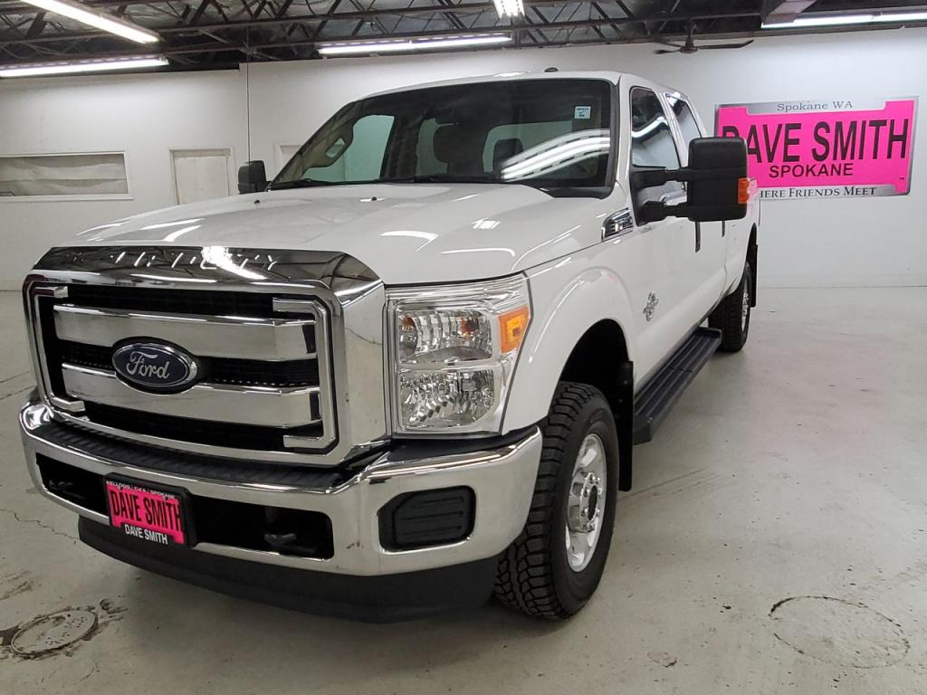 Pre-Owned 2016 Ford F-350 Super Duty XLT
