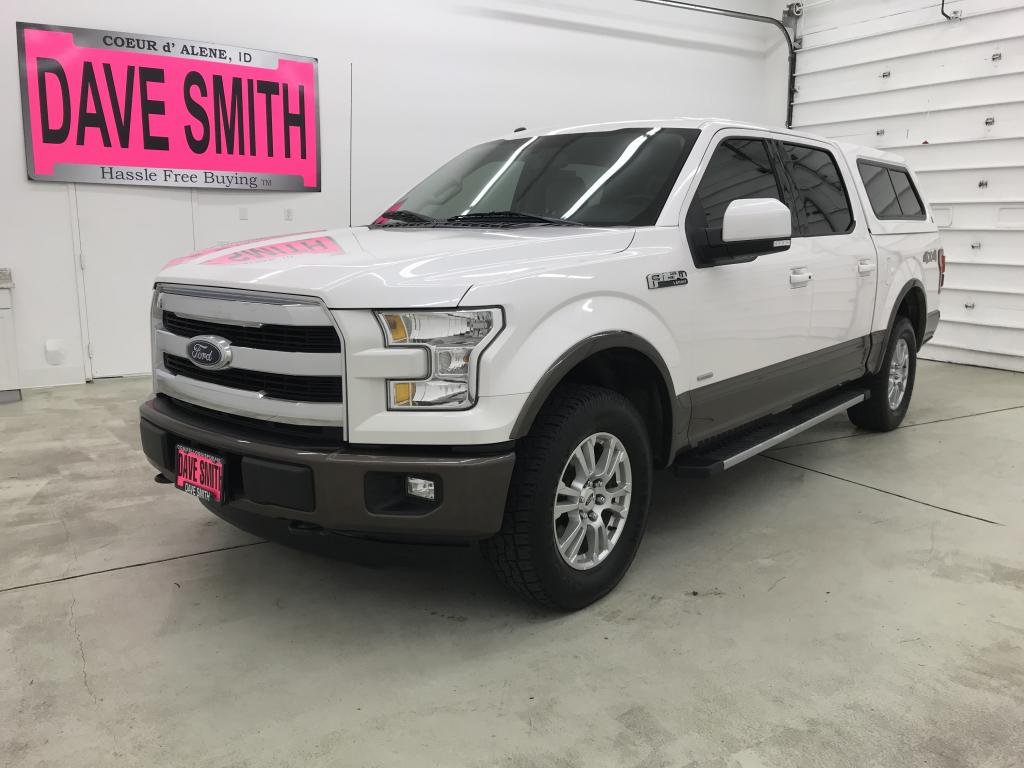 Pre-Owned 2016 Ford F-150 Crew Cab Short Box