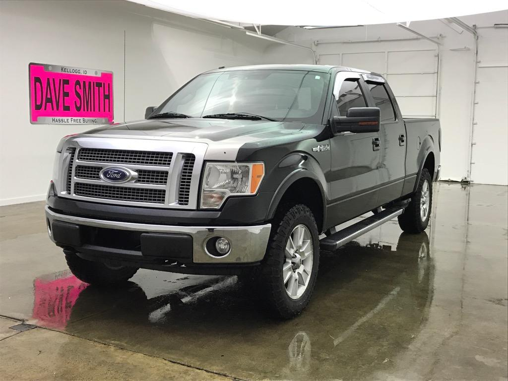 Pre-Owned 2011 Ford F-150 Platinum Crew Cab Short Box