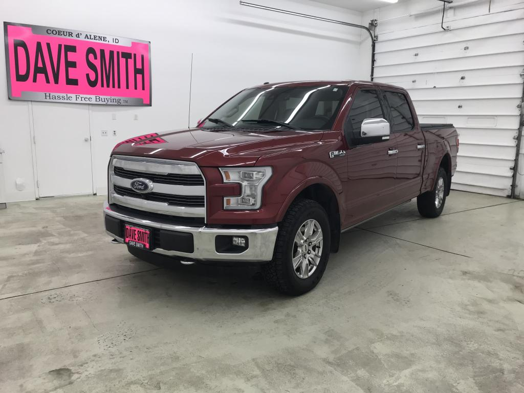 Pre-Owned 2015 Ford F-150 Crew Cab Short Box