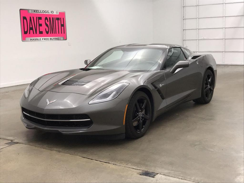 Pre-Owned 2015 Chevrolet Corvette Stingray