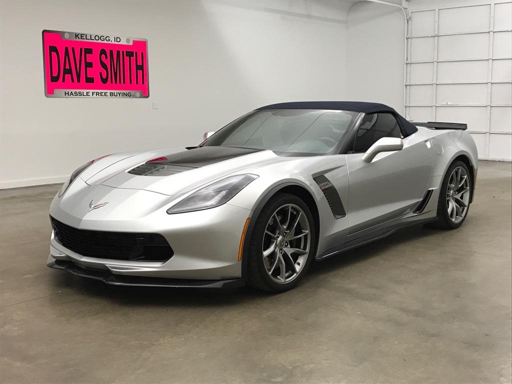 Pre-Owned 2016 Chevrolet Corvette Z06 3LZ