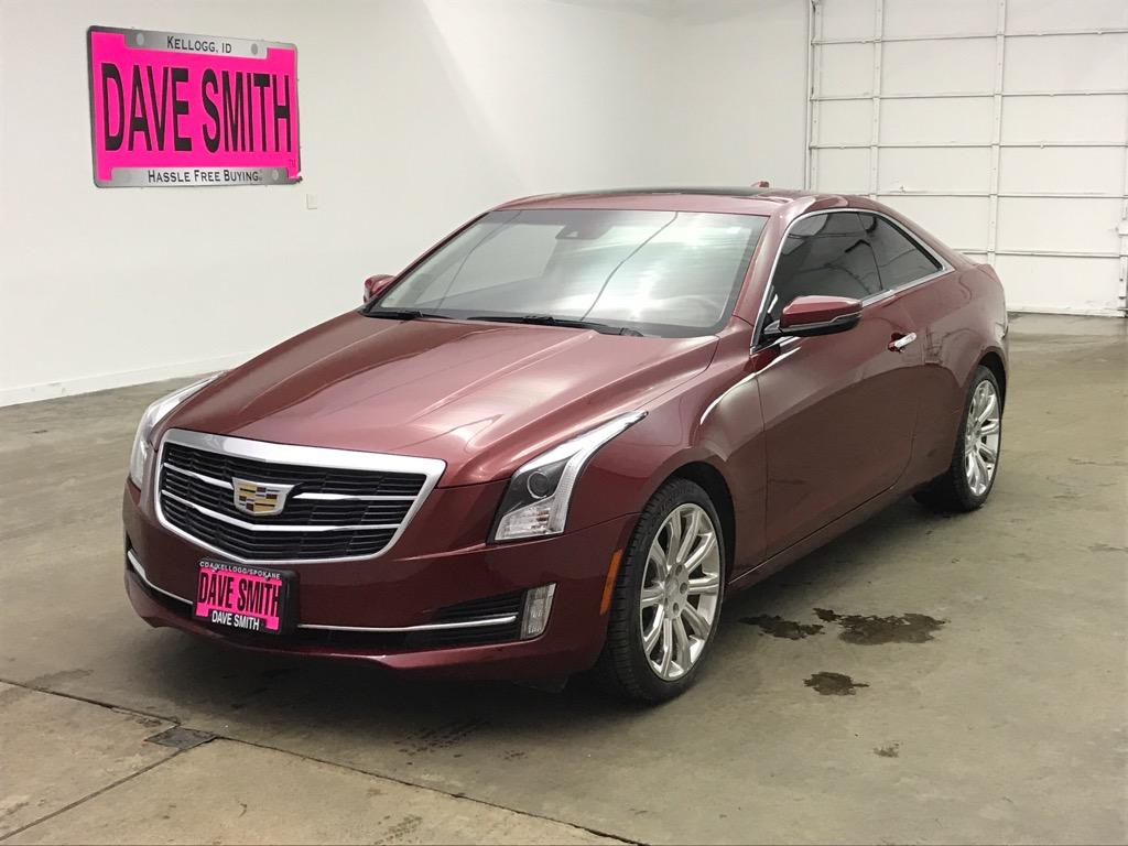 Pre-Owned 2015 Cadillac ATS Performance AWD