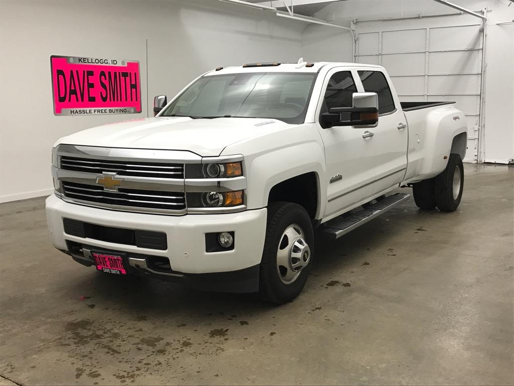 Pre-Owned 2015 Chevrolet Silverado 3500 High Country