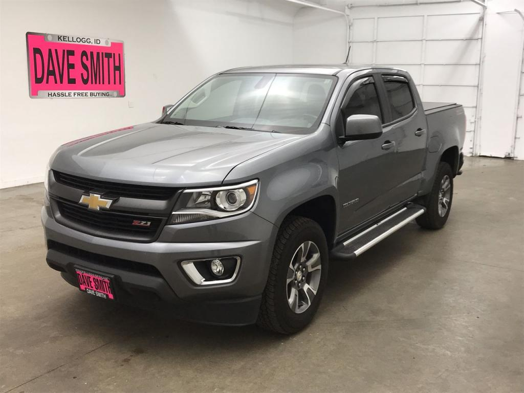 Pre-Owned 2018 Chevrolet Colorado Crew Cab Short Box