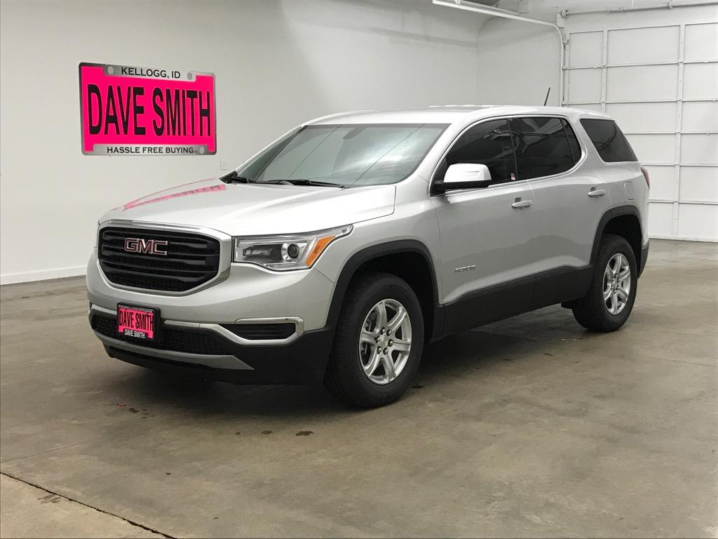 Pre-Owned 2019 GMC Acadia SL