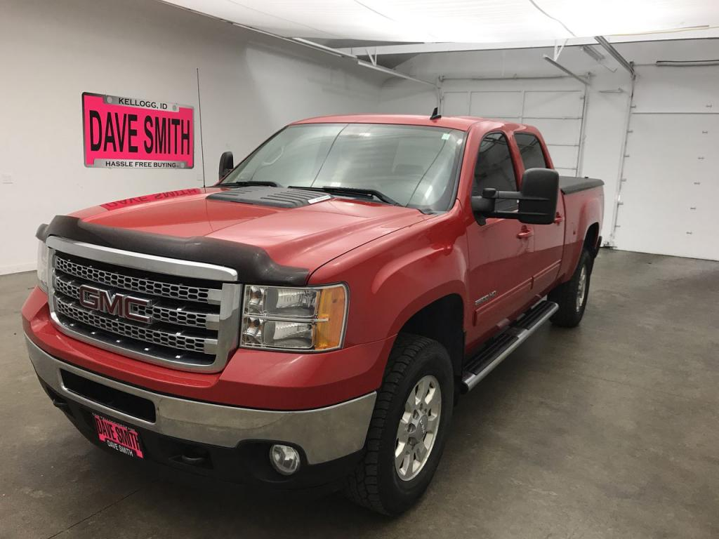 Pre-Owned 2012 GMC Sierra 2500 SLT Crew Cab Short Box