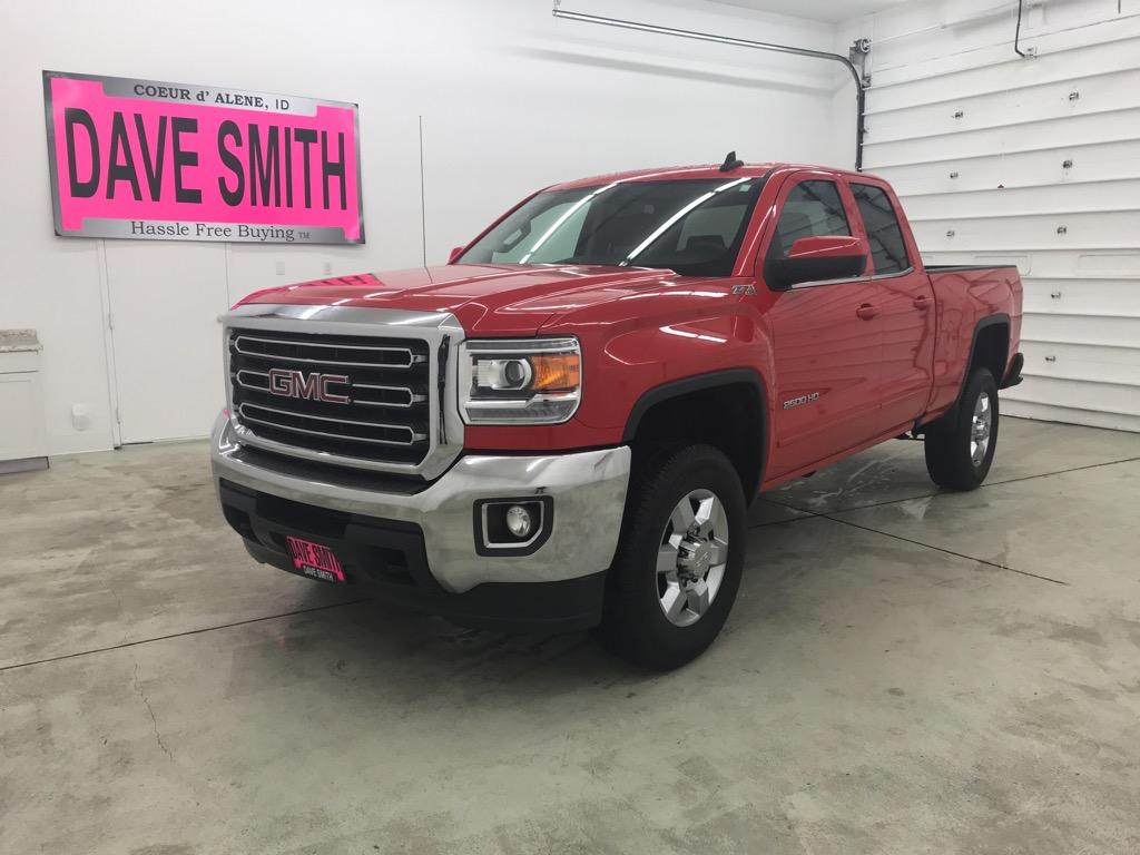 Pre Owned 2017 Gmc Sierra 2500 Sle Crew Cab Shot Box