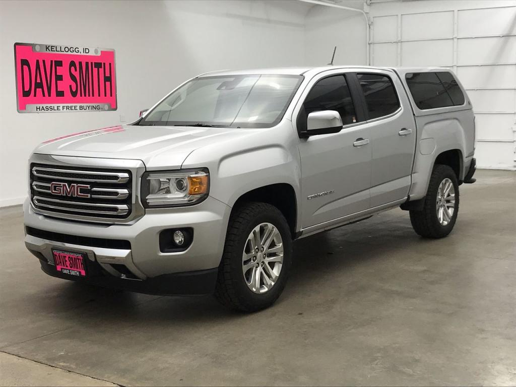 Pre-Owned 2016 GMC Canyon SLT Crew Cab Short Box