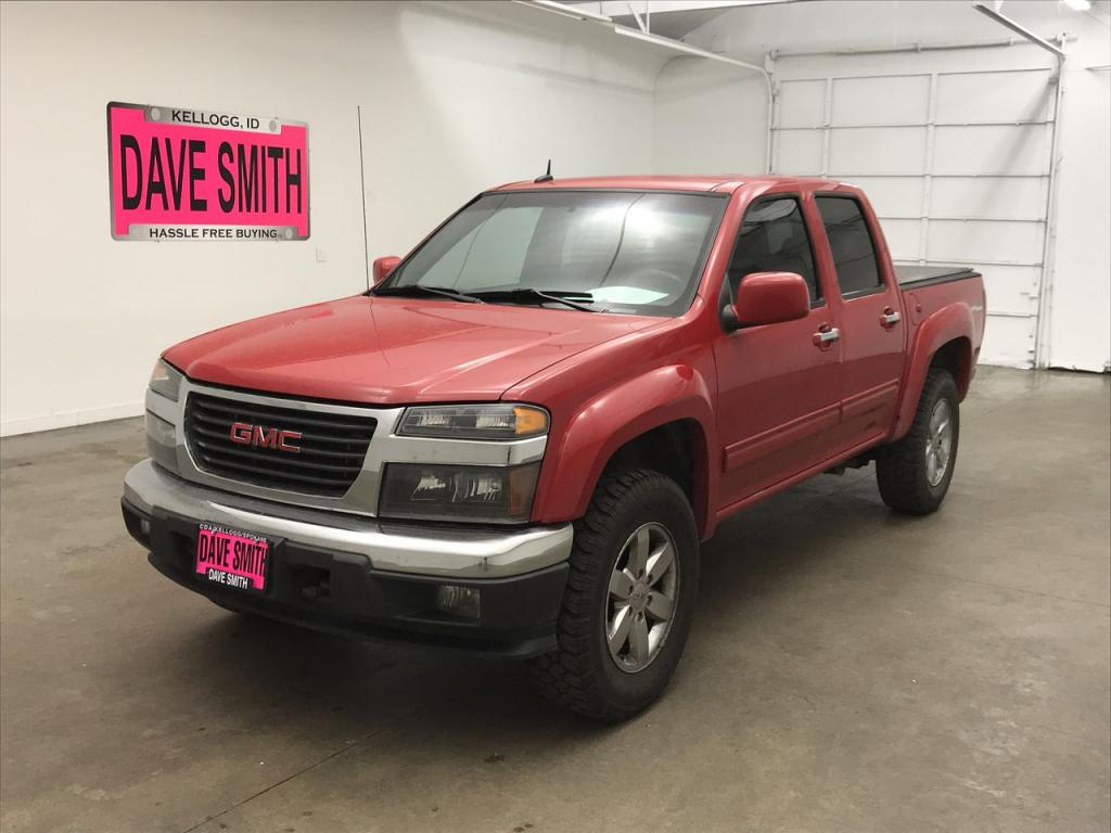 Pre-Owned 2012 GMC Canyon SLE Crew Cab Short Box