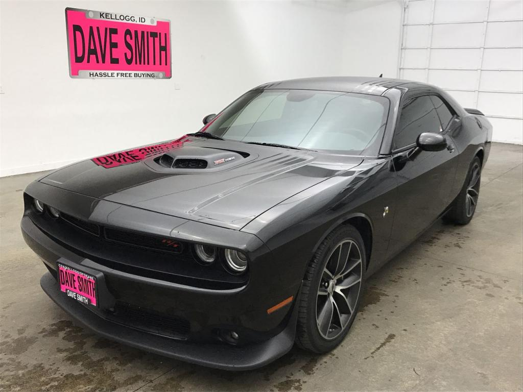 Pre-Owned 2018 Dodge Challenger Scat Pack