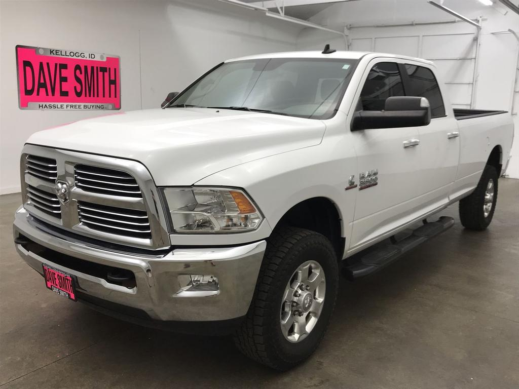 Pre-Owned 2016 Ram 3500 Big Horn Crew Cab Long Box