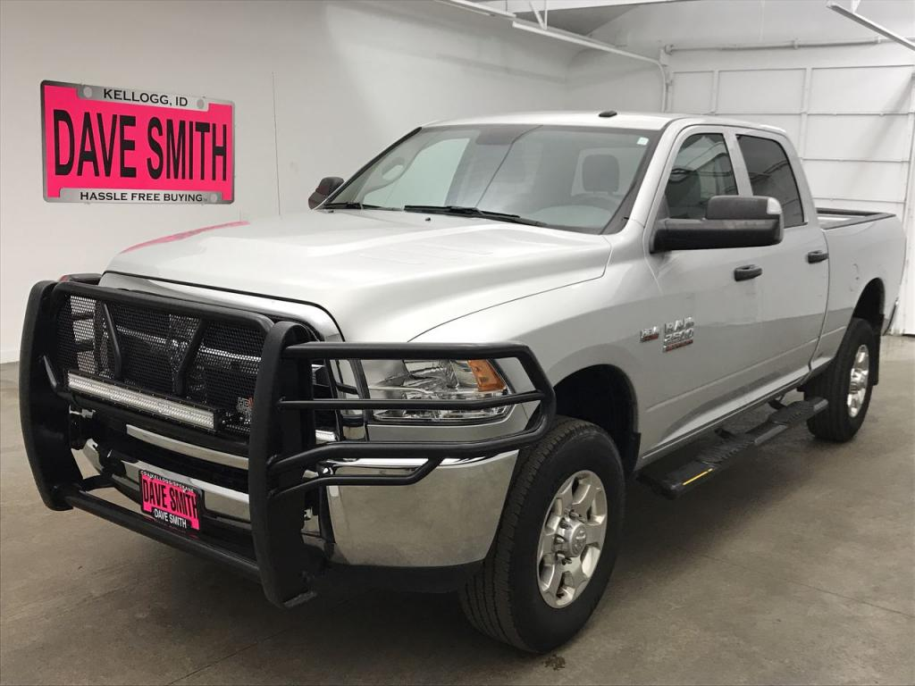 Pre-Owned 2017 Ram 2500 Tradesman Crew Cab Short Box