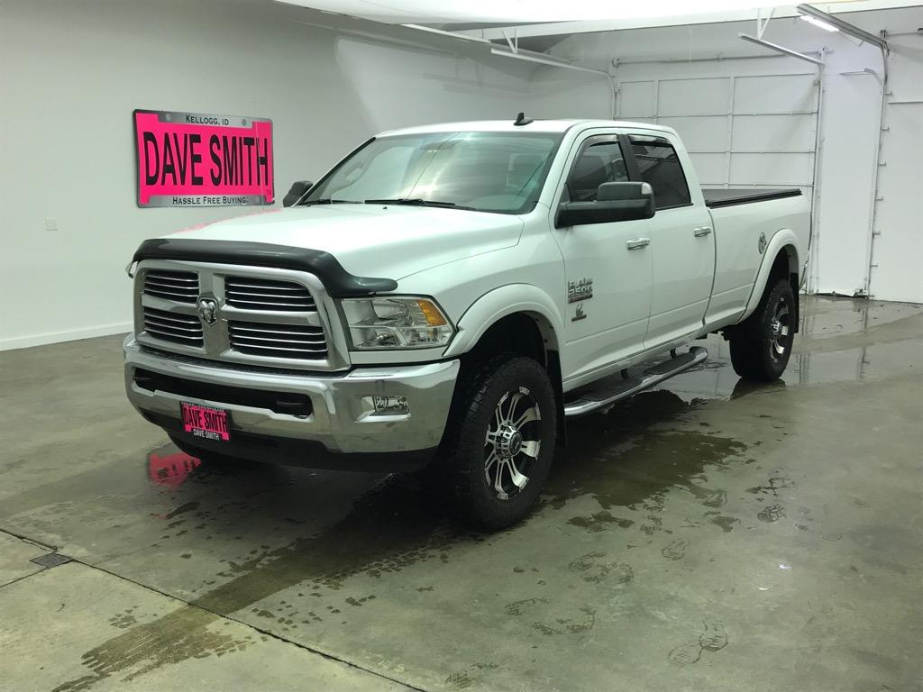 Pre Owned 2016 Ram 2500 Horn Crew Cab Long Box