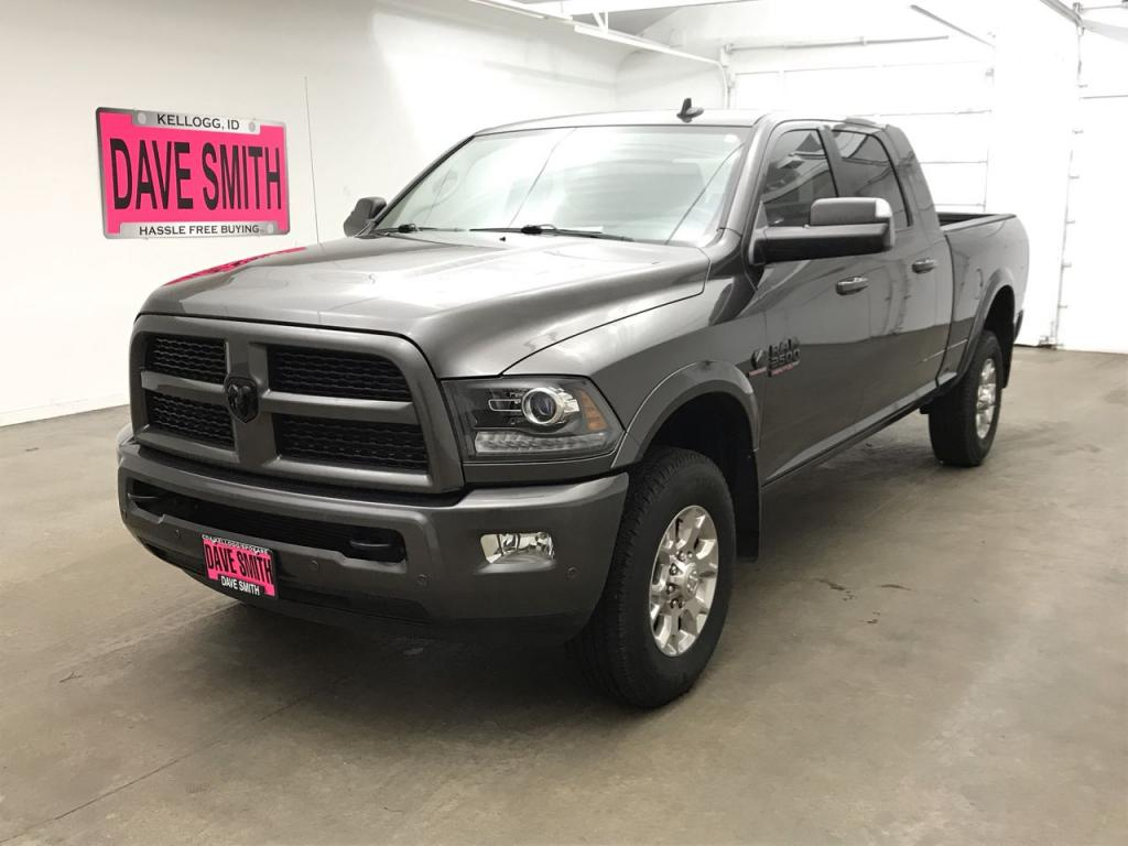 Certified Pre-Owned 2016 Ram 2500 Laramie Crew Cab Short Box