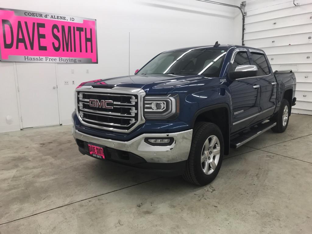 Pre Owned 2016 Gmc Sierra 1500 Slt Crew Cab Short Box