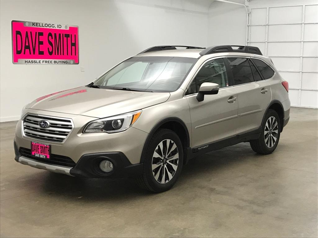 Pre-Owned 2015 Subaru Outback Limited