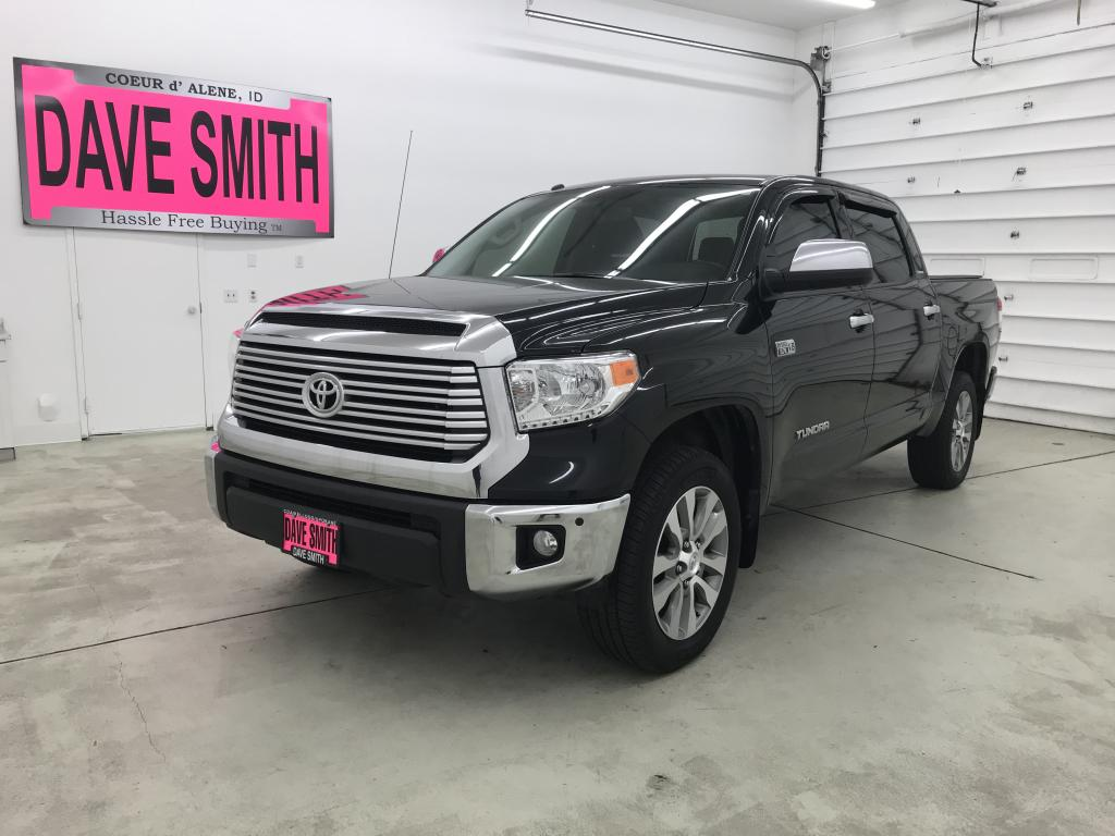Pre-Owned 2016 Toyota Tundra LTD Crew Cab Short Box