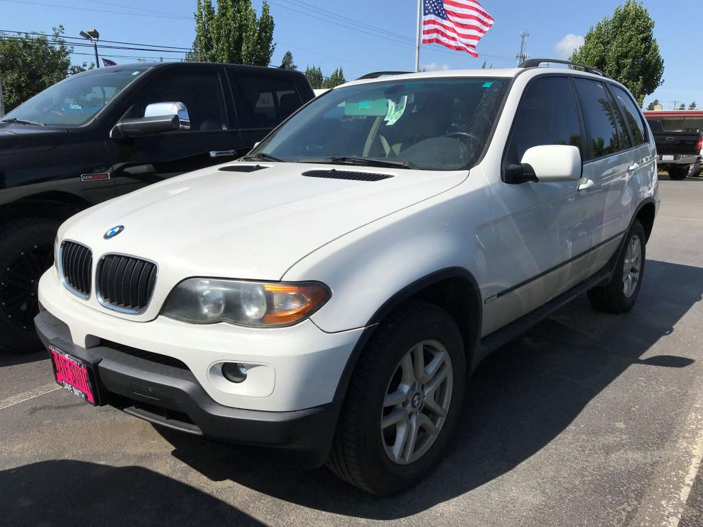 Pre-Owned 2006 BMW X5 3.0i