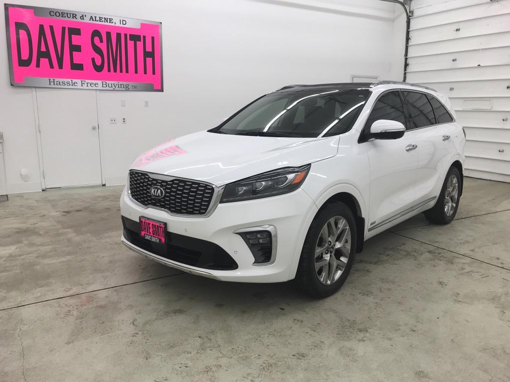 Pre-Owned 2019 Kia Sorento SX Limited