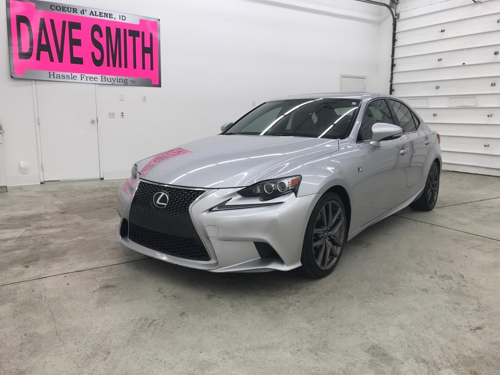 Pre-Owned 2014 Lexus IS 250 F Sport
