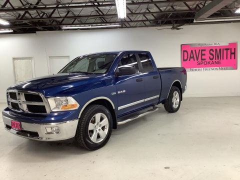Pre-Owned 2009 Dodge Ram Pickup 1500 SLT