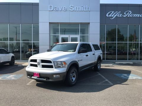 Pre-Owned 2010 Dodge Ram Pickup 1500 TRX SLT Crew Cab Short Box