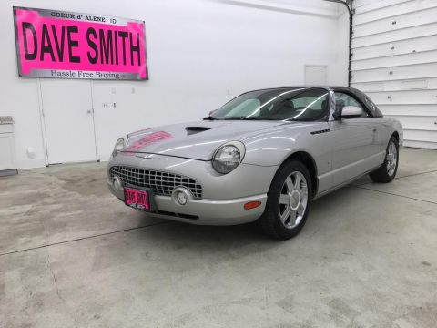 Pre-Owned 2004 Ford Thunderbird Premium