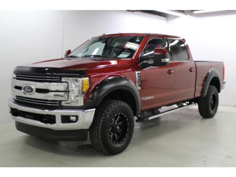 Pre-Owned 2017 Ford F-350 Super Duty Lariat