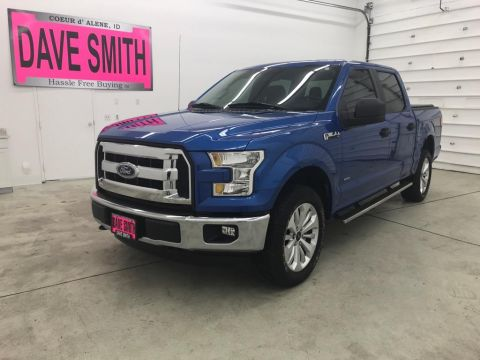 2016 Ford F-150 XL Crew Cab Short Box
