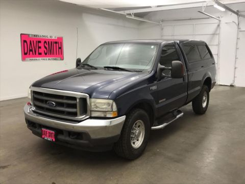 Pre-Owned 2003 Ford F-250 Super Duty XLT