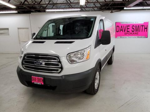 Pre-Owned 2018 Ford Transit Van T-250 Low Roof 60/40 Cargo