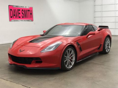 Pre-Owned 2017 Chevrolet Corvette Grand Sport Grand Sport