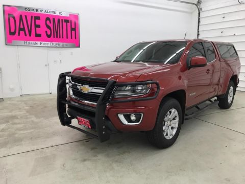 Pre-Owned 2016 Chevrolet Colorado LT Ext Cab Short Box