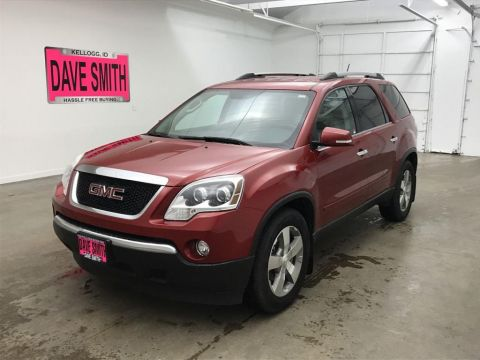 Pre-Owned 2012 GMC Acadia SLT