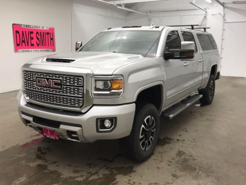 Pre-Owned 2019 GMC Sierra 3500 Denali Crew Cab Short Box