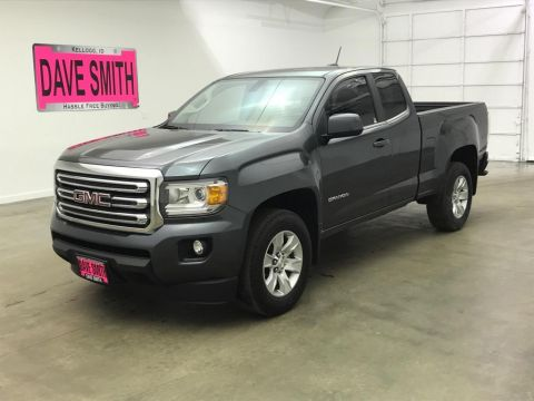 2016 GMC Canyon SLE Extended Cab Short Box