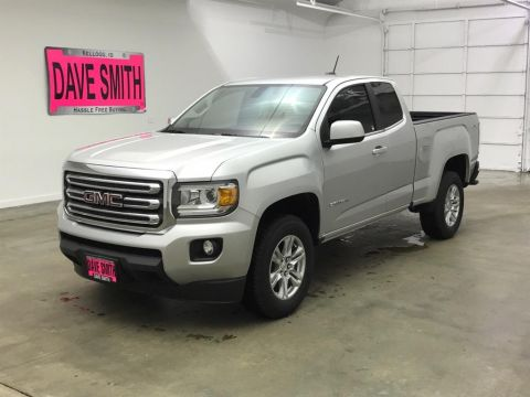 Pre-Owned 2019 GMC Canyon SLE Extended Cab Short Box